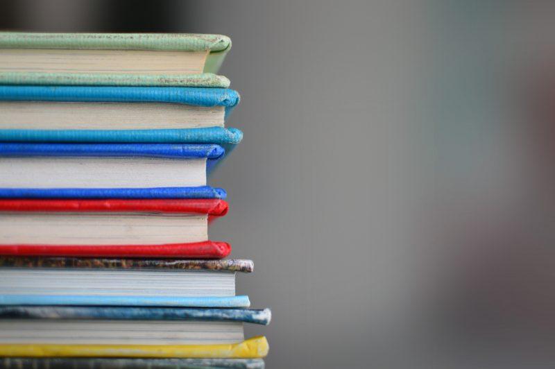 Volta às aulas 2019: livros