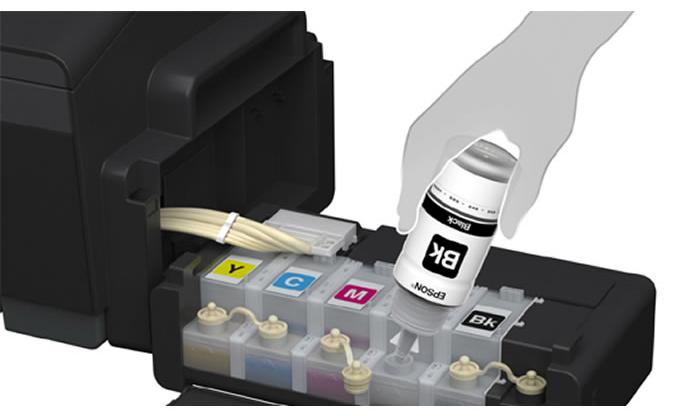 tank da impressora