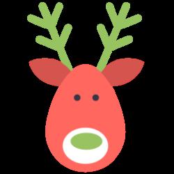 reindeer-deer-icon