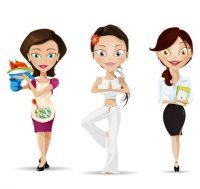 mulheres martins
