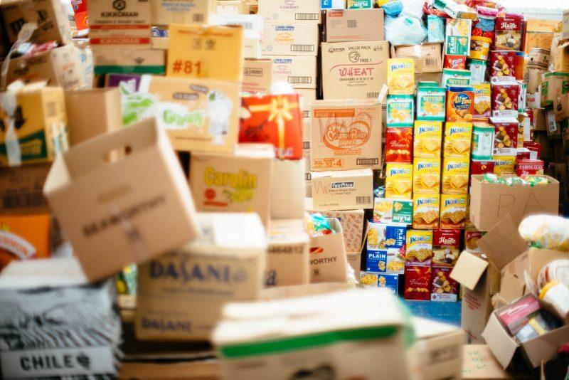 Vender mais na Black Friday: estoque cheio de produtos