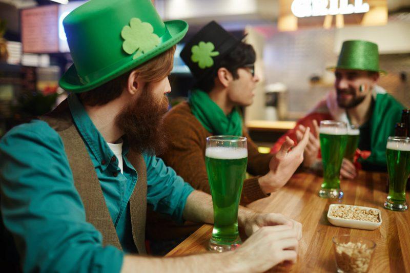 Feriados e pontos facultativos: St. Patrick's Day!