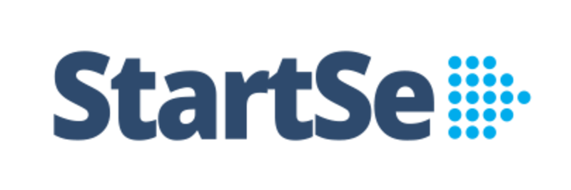Logo do portal StartSe com notícias de economia
