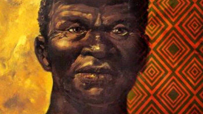 Ilustração de Zumbi dos Palmares