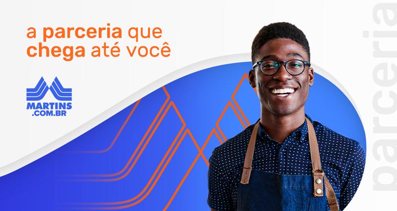 Campanha Martins.com.br, a parceria que chega até você.
