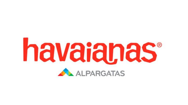 Logo da Havaianas e da Alpargatas.