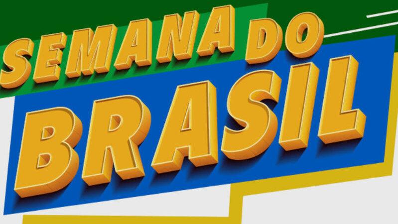 Logotipo da Semana do Brasil