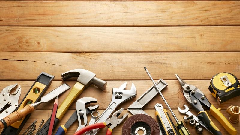 ferramentas materiais de construção