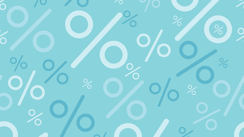promoção percentual