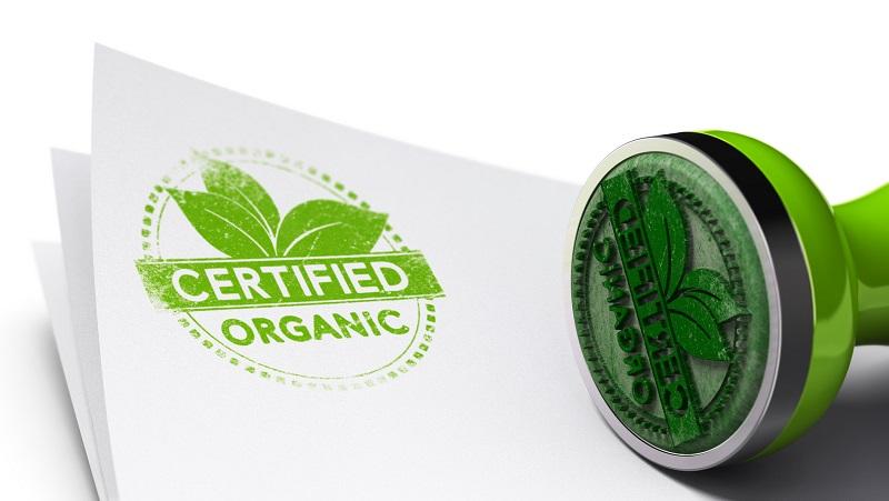selo de certificação produtos orgânicos